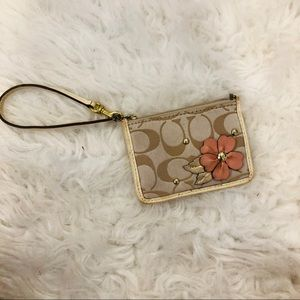 Coach ID Holder/ Wristlet